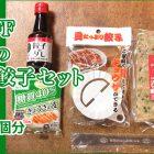 糖質OFFの餃子皮の『餃子家龍』手作り餃子セット