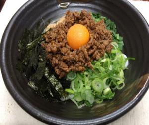 お米の生麺 お料理例